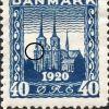 116[#K]: Farvestreg på bygningen i venstre side. Ukendt arkplacering. Se også: 114[#J]: Variant.