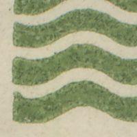 Med hage på nederste venstre bølge