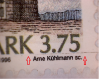 Streg under Danmark