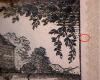 Gule pletter i margen på nederste billede