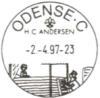 DIV(OPUS): ODENSE C H.C. ANDERSEN [Prinsessen på ærten]