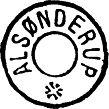 UDS: ALSØNDERUP, 2. udgave