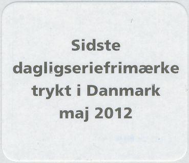 Sidste M4-tryk i Danmark