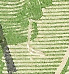 Afa 68 Chr X 5 øre grøn