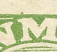 AFA 68 5 øre grøn