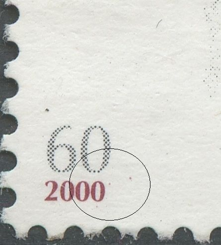 Små pletter ved 2000