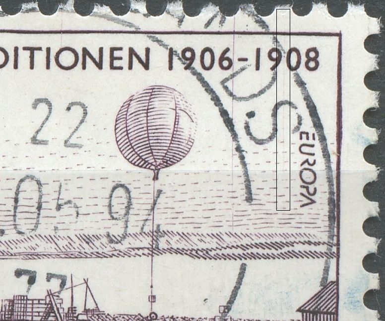 Lodret farvestreg gennem 1908