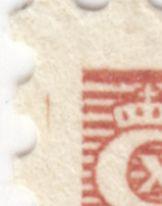 AFA 212 2 kr Rødbrun Chr. X
