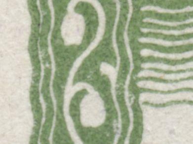 AFA 115 10 øre Grøn Genforening