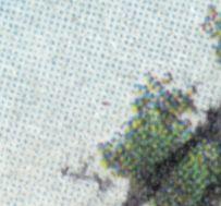 AFA 854 2.80 Kr. Flerfarvet tæt på