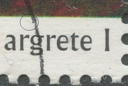Magenta plet over R