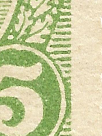 brud på skraveringslinier SØ ved oval 5