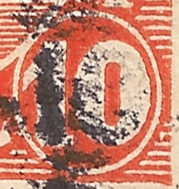 Brud 5 skraveringslinie ved store 10 SE