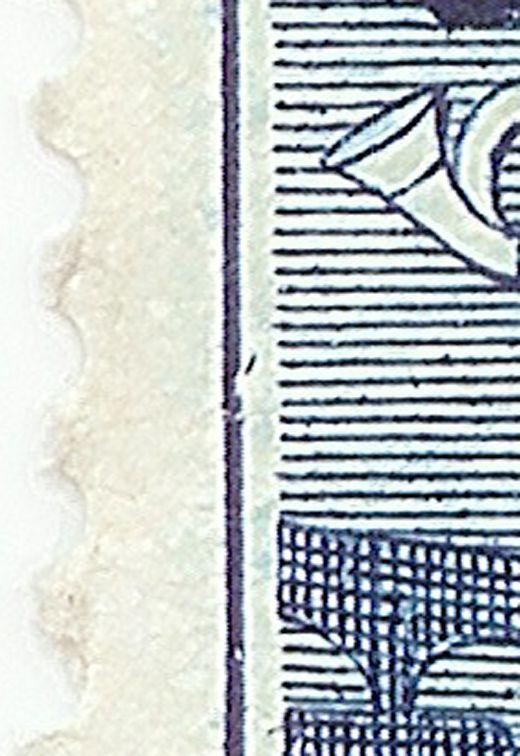 Afa 304 40 øre Blå. Lyntog