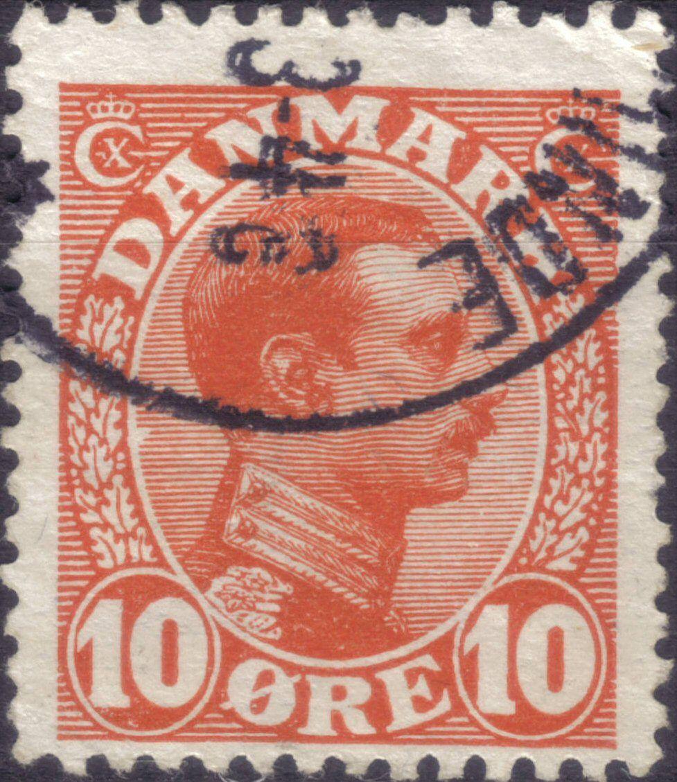 Mærke 1915(?) tp.2 nr. 2