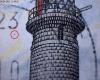 Nr 3 plet ved tårn