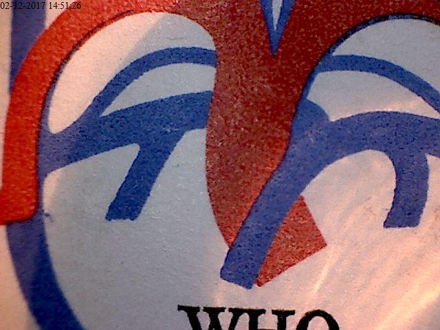 blå krog på venster side ud for rød bøjet åre   billede nr. 2