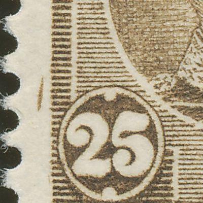 Nærbillede af nummer 1